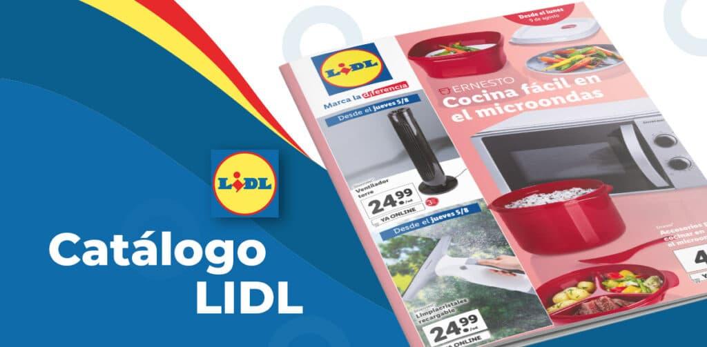 lidl articulos 5 agosto 1024x503 - Catálogo LIDL de artículos del 5 al 11 de agosto
