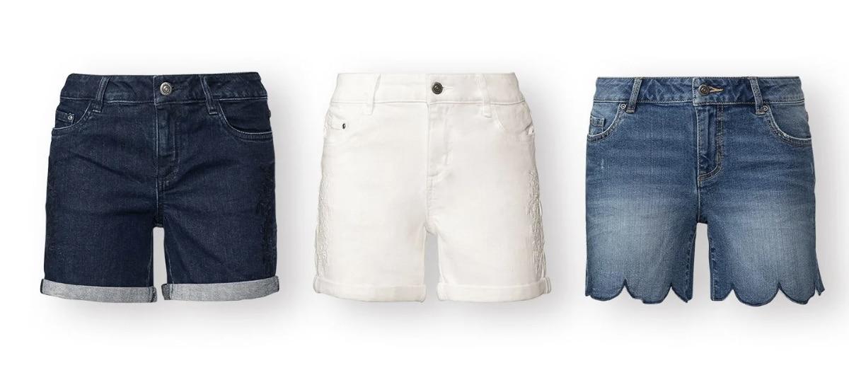 pantalon vaquero corto para mujer lidl - Pantalón vaquero corto para mujer en Lidl