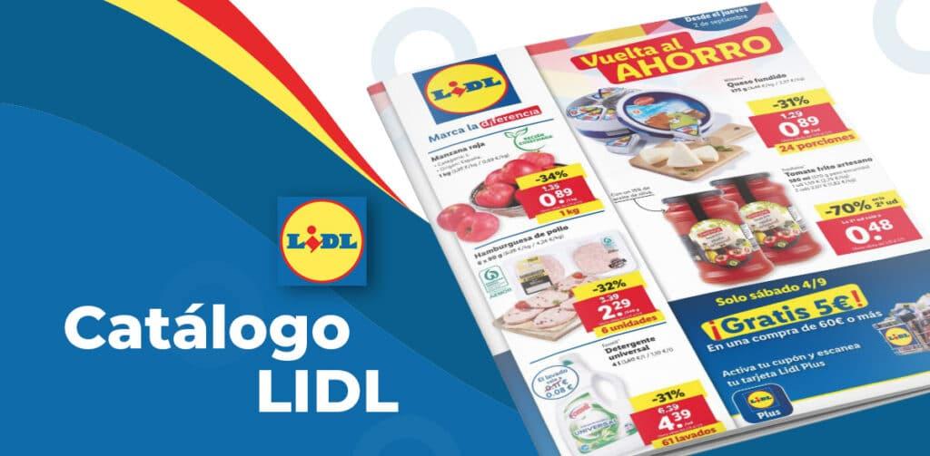 2septiembre lidl alimentacion 1024x503 - Catálogo Lidl alimentación del 2 al 8 septiembre