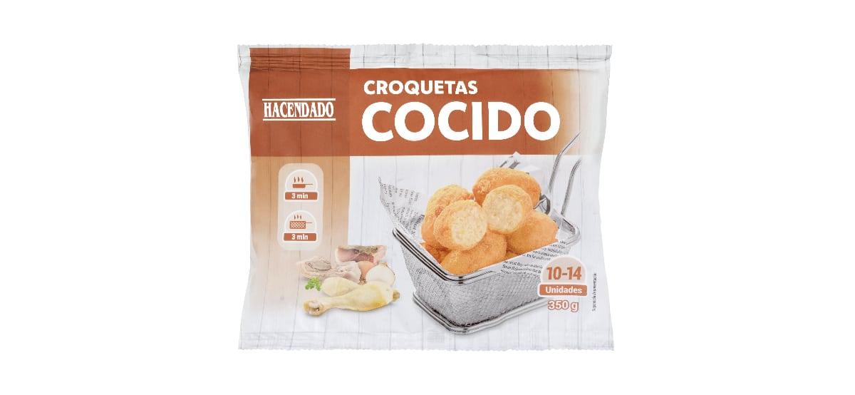 croquetas de cocido hacendado mercadona