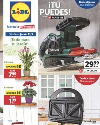 folleto bazar 23 sep