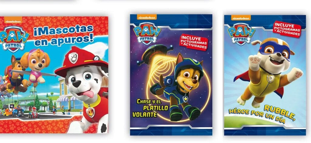 libros patrulla canina 1024x473 - Libros patrulla canina en Lidl