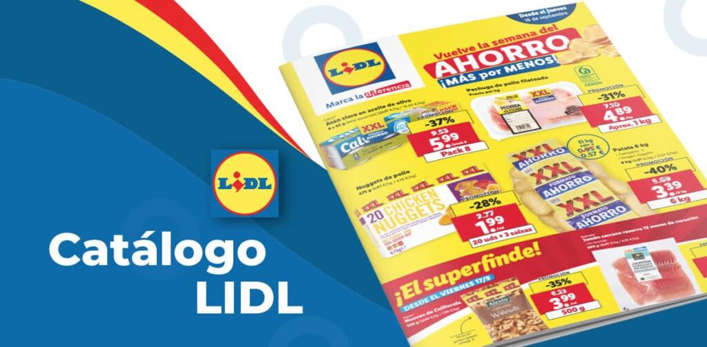 lidl catalogo alimentacion 16 septiembre 1024x503 - Catálogo LIDL de alimentación del 16 al 22 de septiembre