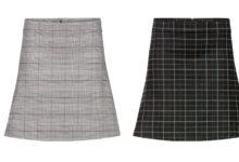 falda corta para mujer esmara lidl